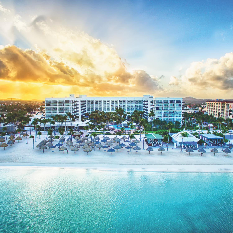 SWEEPSTAKES: Win a FREE Honeymoon to Aruba Marriott Resort