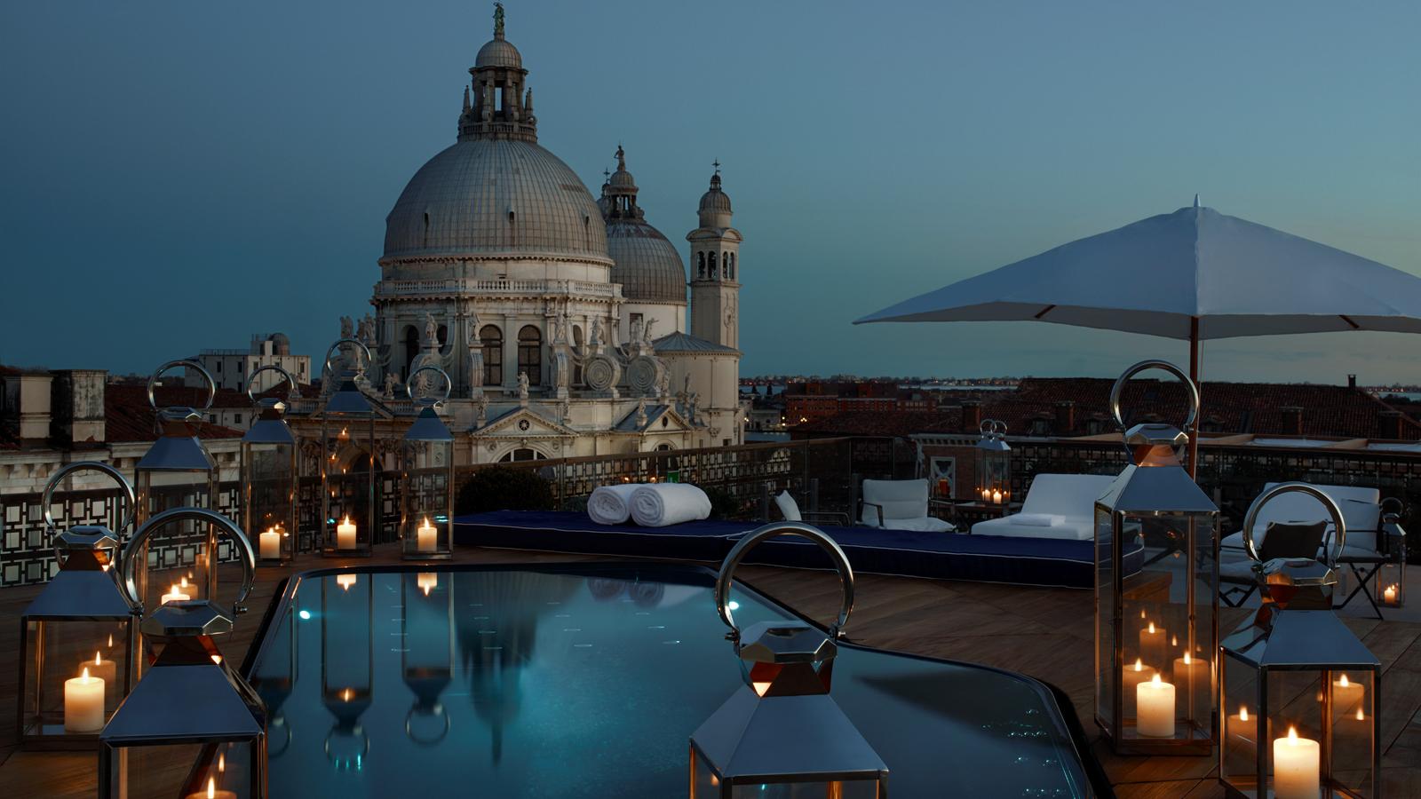 Honeymoon with a view the gritti palace venice italy for Hoteles de lujo en venecia