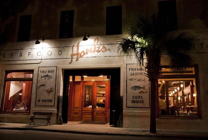 Top 4 u s honeymoon destinations for foodies traveler 39 s joy for Fish restaurant charleston sc