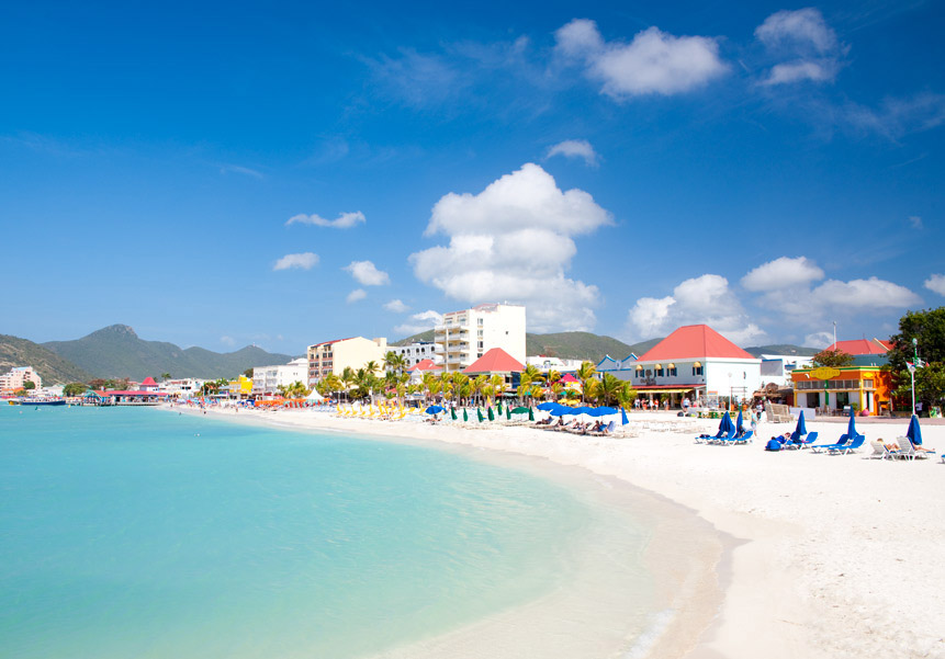 st maarten home to the scariest beach in the world traveler 39 s joy. Black Bedroom Furniture Sets. Home Design Ideas