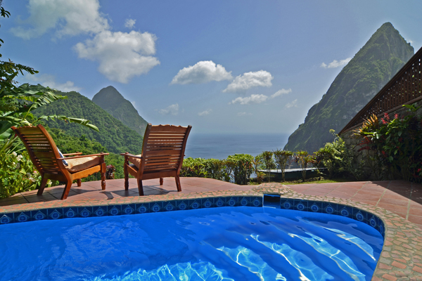 Honeymoon With A View World S Best Hotel Vistas