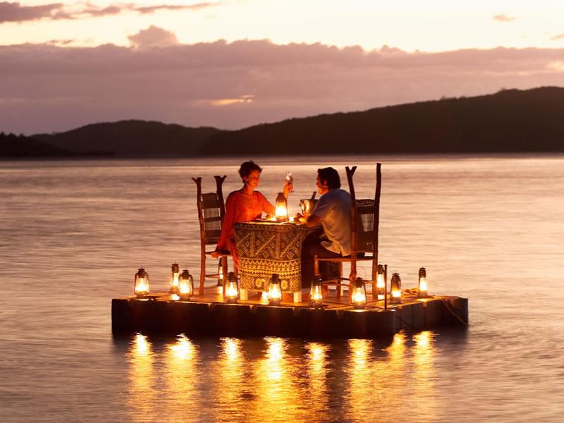 idée article lieu romantique dinner