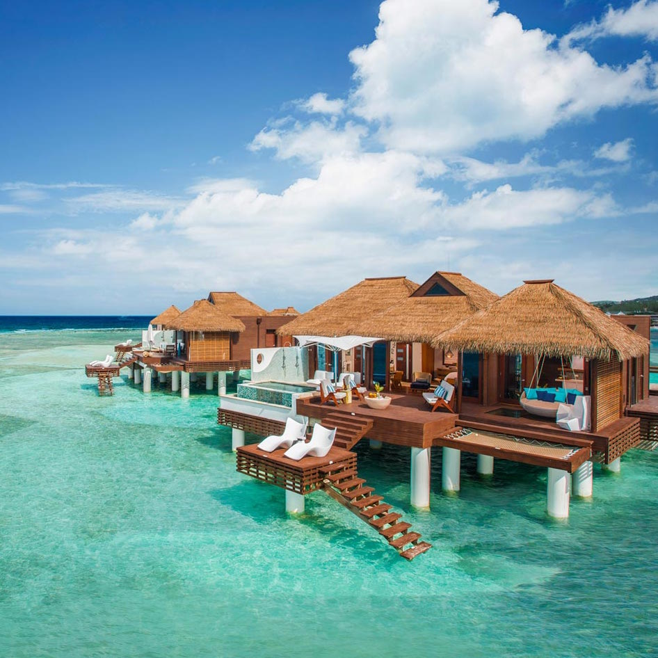6 honeymoon destinations featuring overwater bungalows | traveler's joy