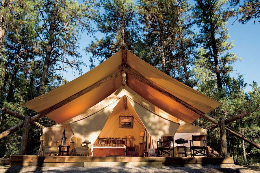 tent-1.jpg & Honeymoon Trends for 2013: Luxury Camping   Traveleru0027s Joy