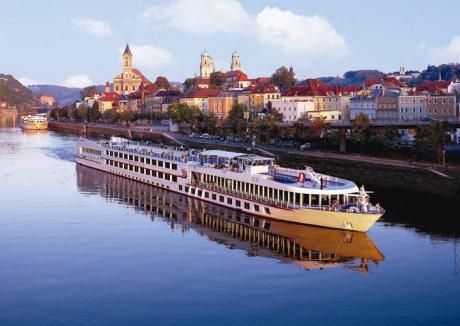Luxury European Cruises For Newlyweds Travelers Joy - River cruise ships europe