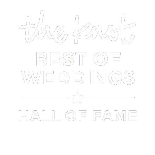 The Knot Best of Weddings HALF OF FAME