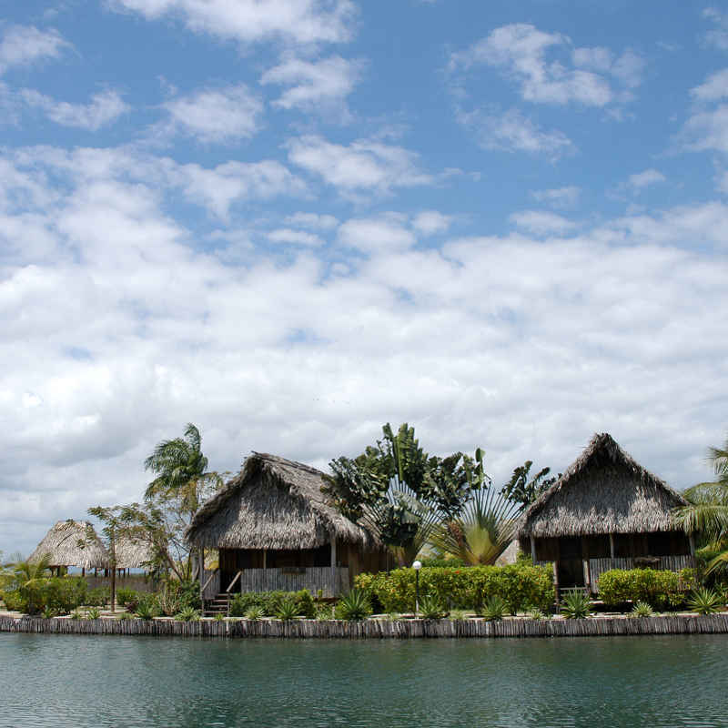 Belize luxury upscale hotel