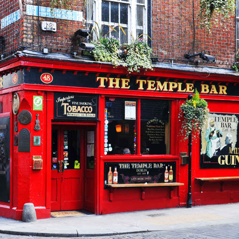 Ireland Temple Bar