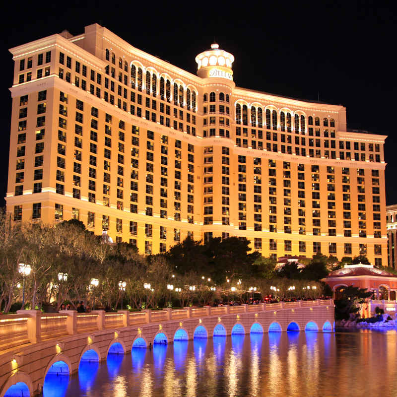 Las Vegas luxury resort and casino