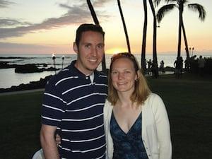 Main photo of Rebecca & John