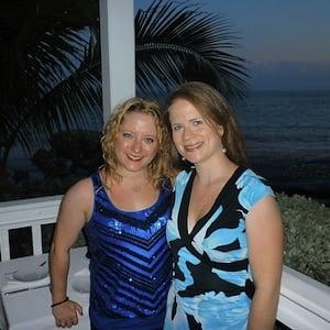 Katie  & Jennifer