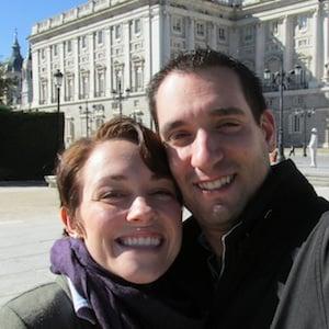 Katie & Anthony